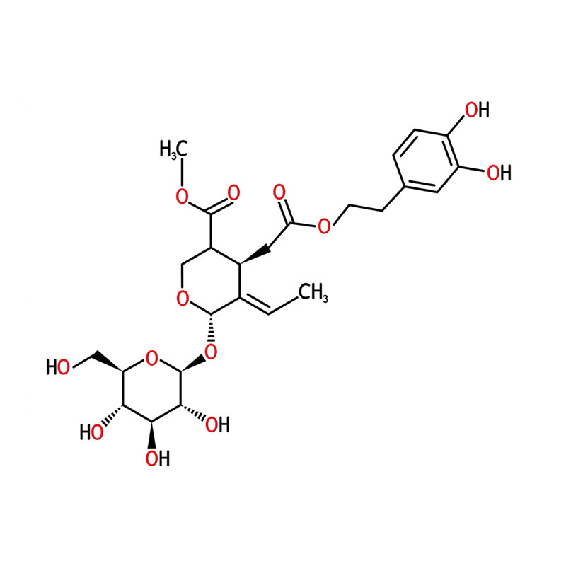 Oleuropein Molecule
